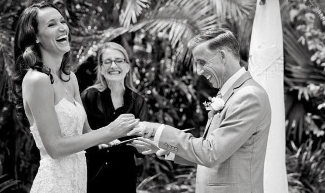 wedding officiant san diego